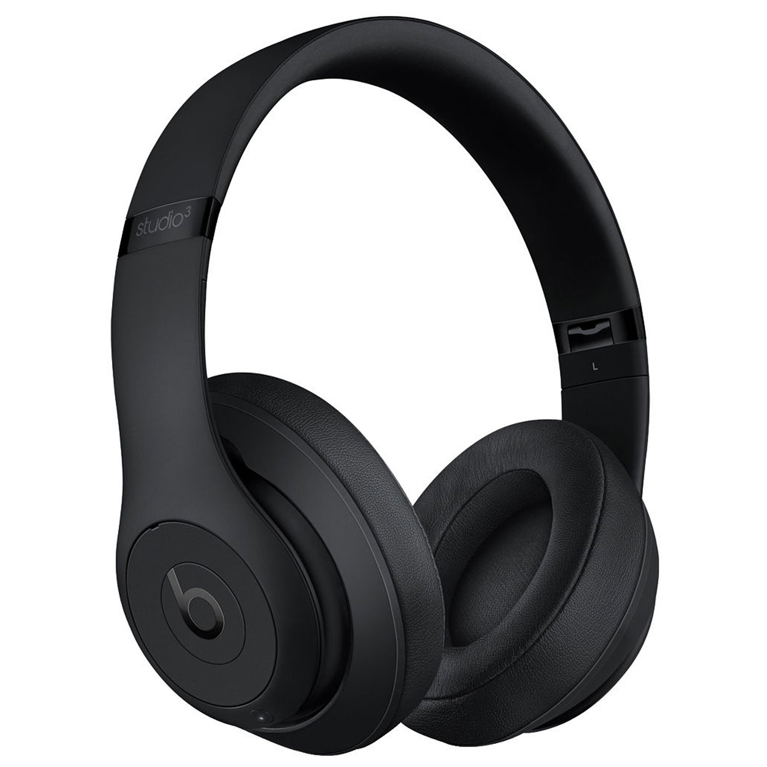 Beats S.t.u.d.io.3 Wireless Bluetooth Built In Mic Over Ear Headphones with Carrying case (Matte Black) by beat_by_dre