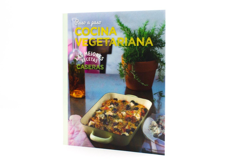 Las Mejores Recetas Caseras Paso a Paso - Cocina vegetarania (Spanish Edition): Parragon Books: 9781472350596: Amazon.com: Books