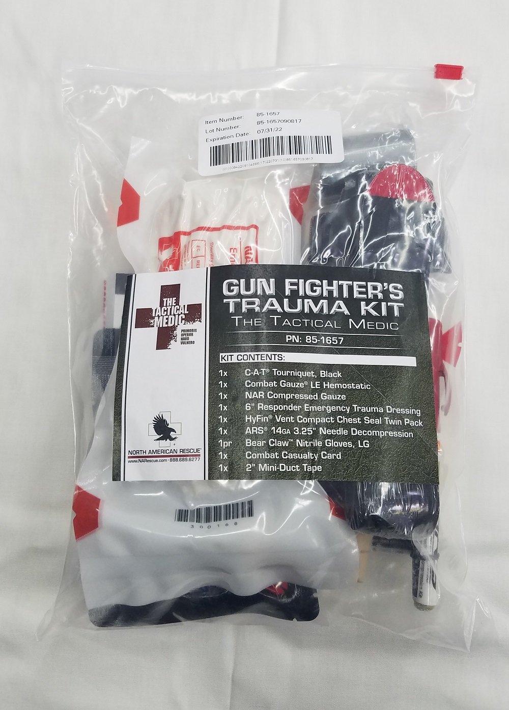 Gunfighters Trauma Kit (TTM Kit #3)