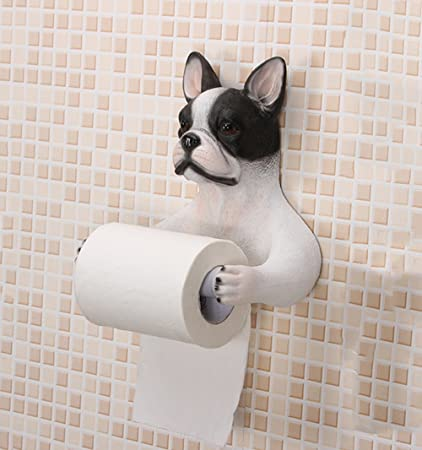 Animal Toilet Paper Holder | Amazon Com Yournelo Cute Animal Wall Mounted Roll Paper Holder For