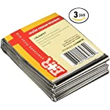 Mylar Men's Emergency Thermal Blankets (30 Thermal Blankets)