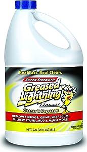 Homecare Labs Greased Lightning 204HDT All Purpose Cleaner/Degreaser 128 oz (1) 1 gal.