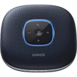 Anker PowerConf Bluetooth Speakerphone with 6 Microphones, Enhanced Voice Pickup, 24 Hour Call Time, Bluetooth 5, USB C…