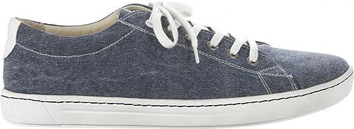 BIRKENSTOCK Herrenschuhe 1000966 Arran Men Herren Sneaker, Halbschuh mit Herausnehmbarem Original Fußbett