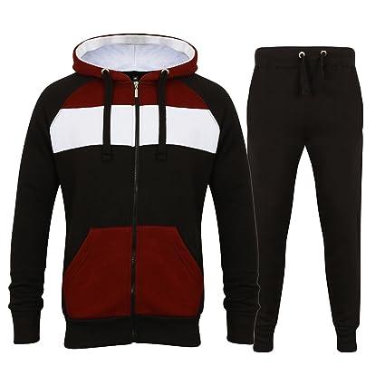 Fabrica Fashion - Chándal de Forro Polar para Hombre, con ...