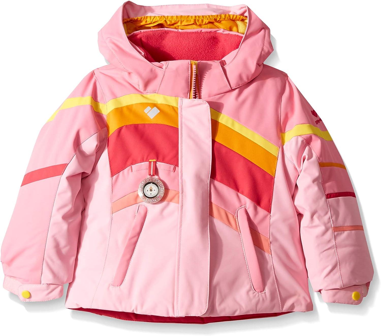 Toddler//Little Kids//Big Kids Obermeyer Kids Baby Girls Shimmy Jacket