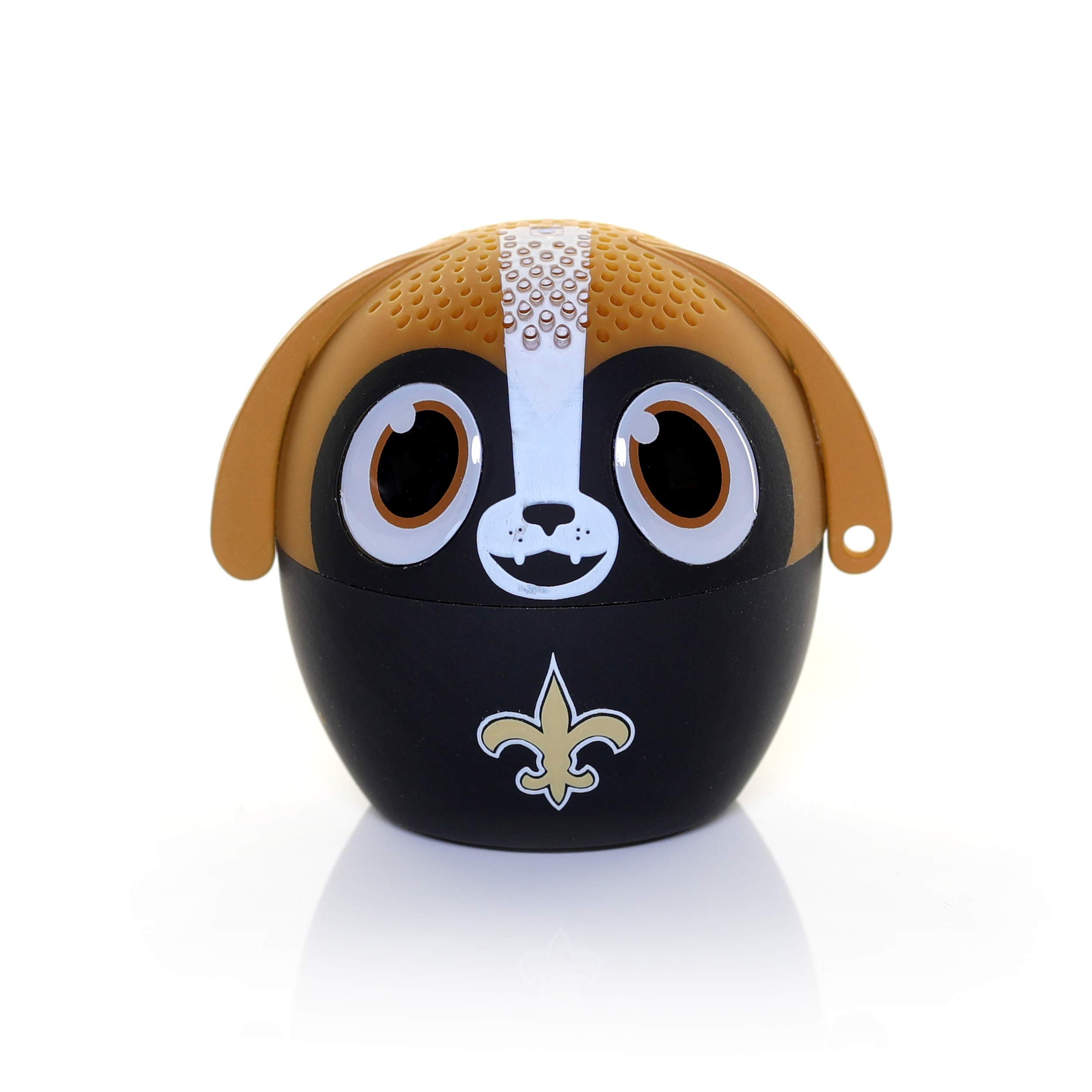 Parlante Bluetooth NFL New Orleans Saints Bitty Boomer wirel