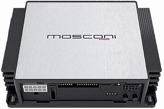 Mosconi Gladen Pico 8|12 DSP – 8 Canales Amplificador con Integrado 12 Canales DSP: Amazon.es: Electrónica
