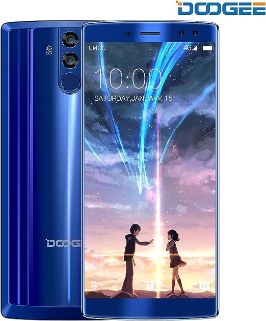 Moviles Libres Baratos, DOOGEE BL12000 Smartphone Libre, 4G ...