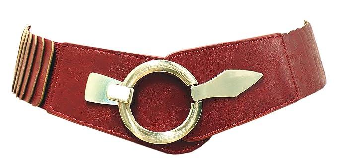 Räumungspreis genießen Genieße am niedrigsten Preis anders Lolita Damen Gürtel Leder Taillengürtel Hüftgürtel One Size Stretch Gürtel  #SA-73