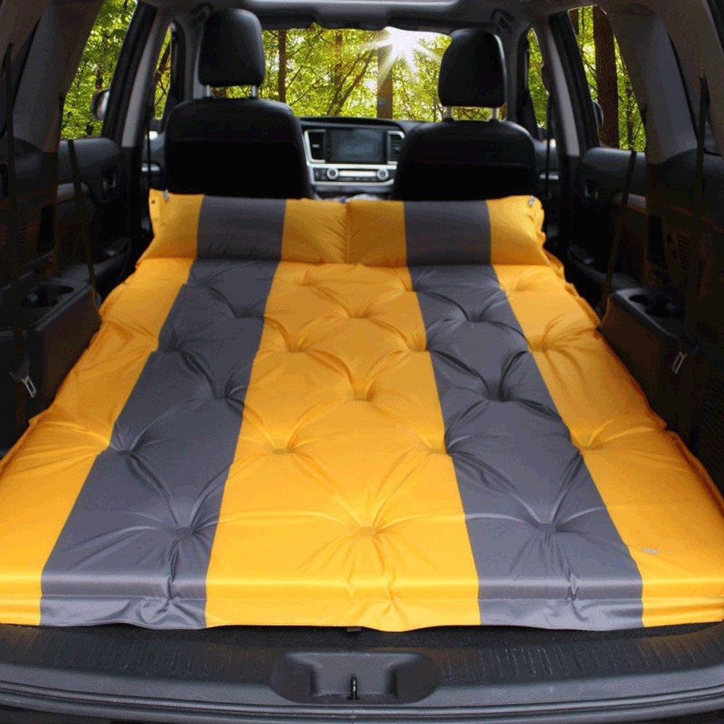 RMJXJJ-car air bed Selbstautomatische Auto-aufblasbare Bett-Auto-Matratze SUV-Stamm engagierte Reise-Bett-Auto-Hintere Universalschlaf-Auflage