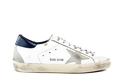 Golden Goose Superstar Vintage Leather SNEAKERS 39 Uomo