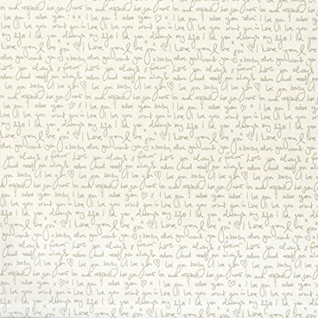 CWV Simplex Love Note Quality Wallpaper Plain Beige M0818