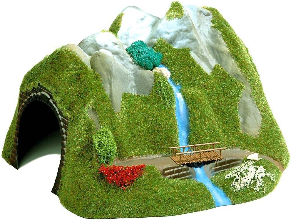 7230 Hornby France Busch Circuit Tapis fibre vert fonce Train