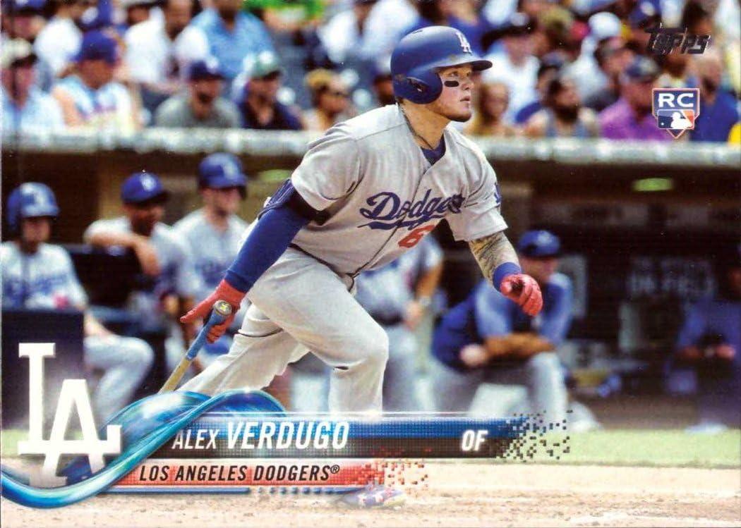 2018 Topps - Base Baseball Card #281 Alex Verdugo Graded PSA 10 GEM MT