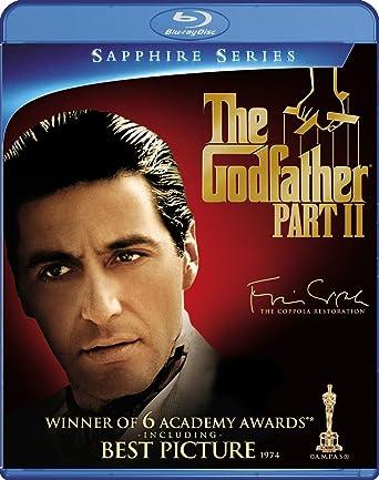 Amazon.com: The Godfather Part II (Coppola Restoration) [Blu-ray ...
