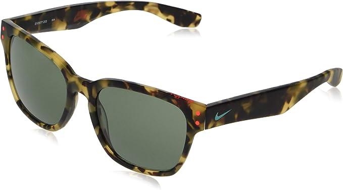 puente pivote entidad  Amazon.com : Nike EV0877-203 Volano Sunglasses (One Size), Matte Tokyo  Tortoise/Hyper Jade, Teal Lens : Clothing