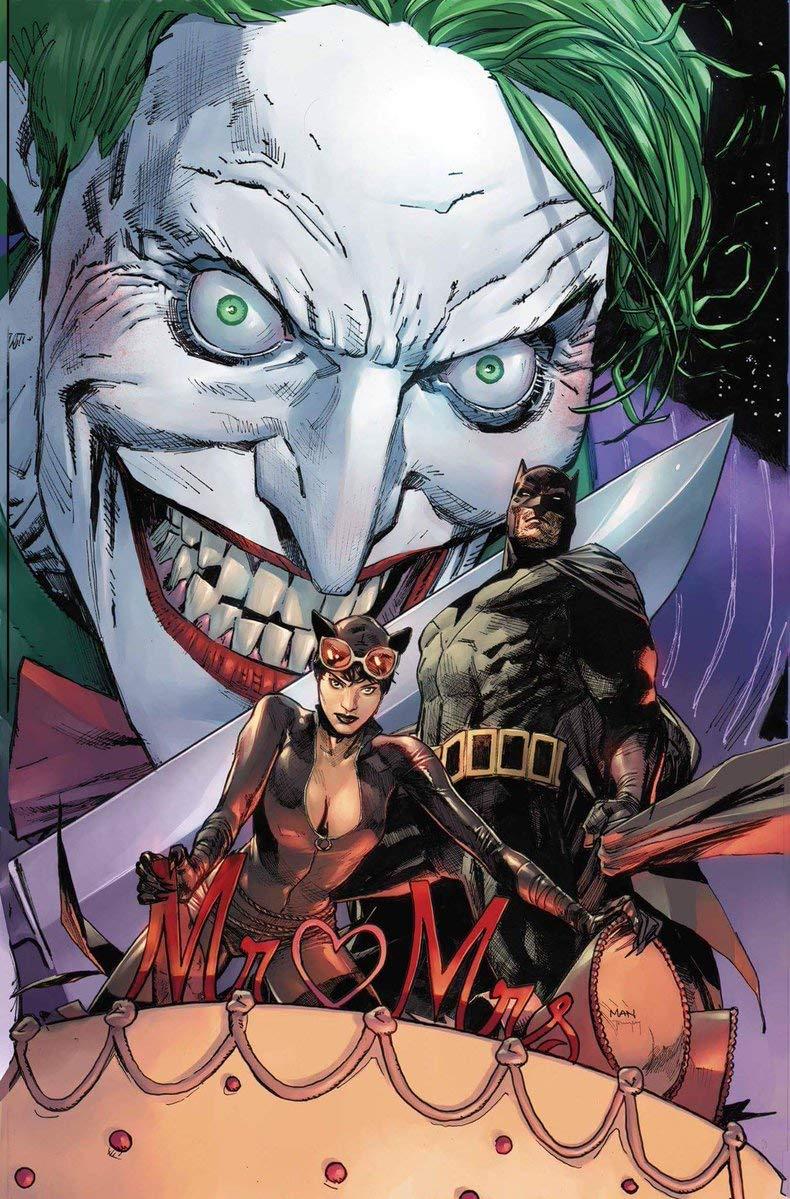 Poster JOKER COMICS BATMAN Art
