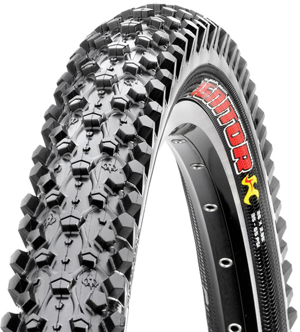 The Maxxis Ignitor Mountain Bike Tire
