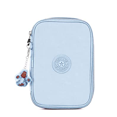 Kipling 100 Pens Case One Size Cozy Blue
