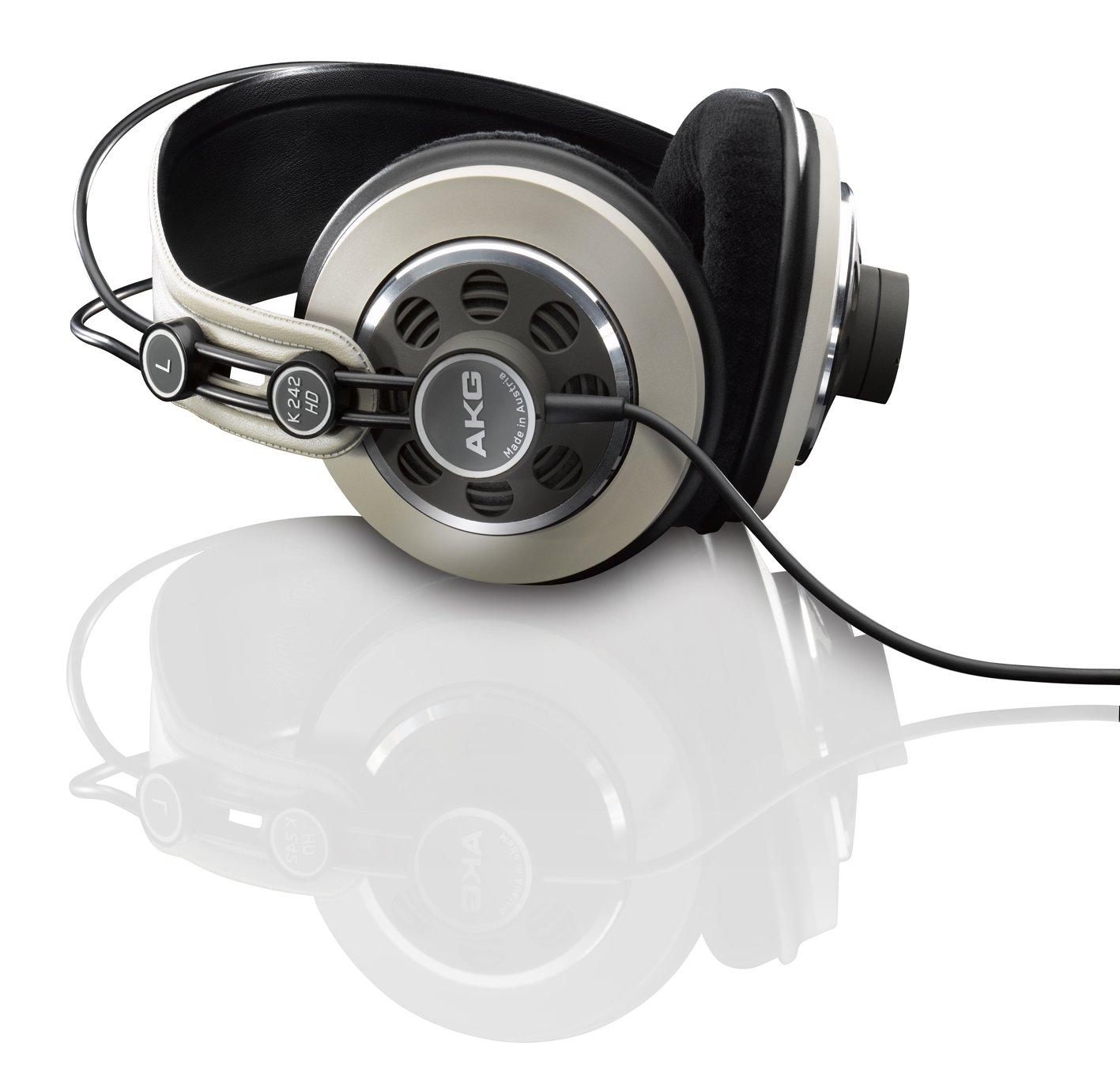 Casques et écouteurs AKG K242HD NOIR