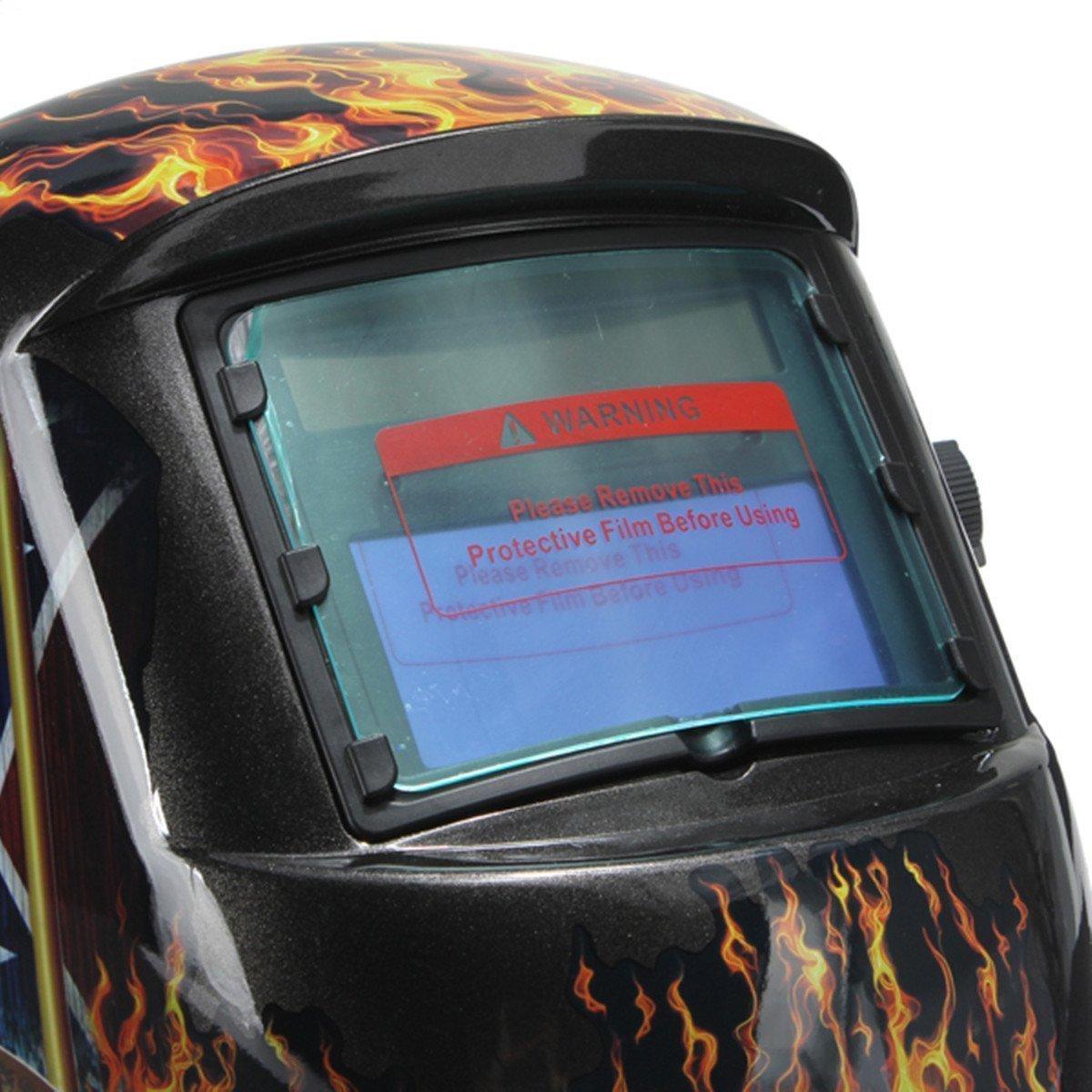 Oscurecimiento automático Solar situado soldar Tig pulido soldador Mig Mag Sexy Nude máscara herramienta: Amazon.es: Bricolaje y herramientas