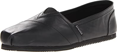 20182017 Loafers Slip Ons Skechers for Work Womens 76537 Resistant slip Flat Clearance Sale