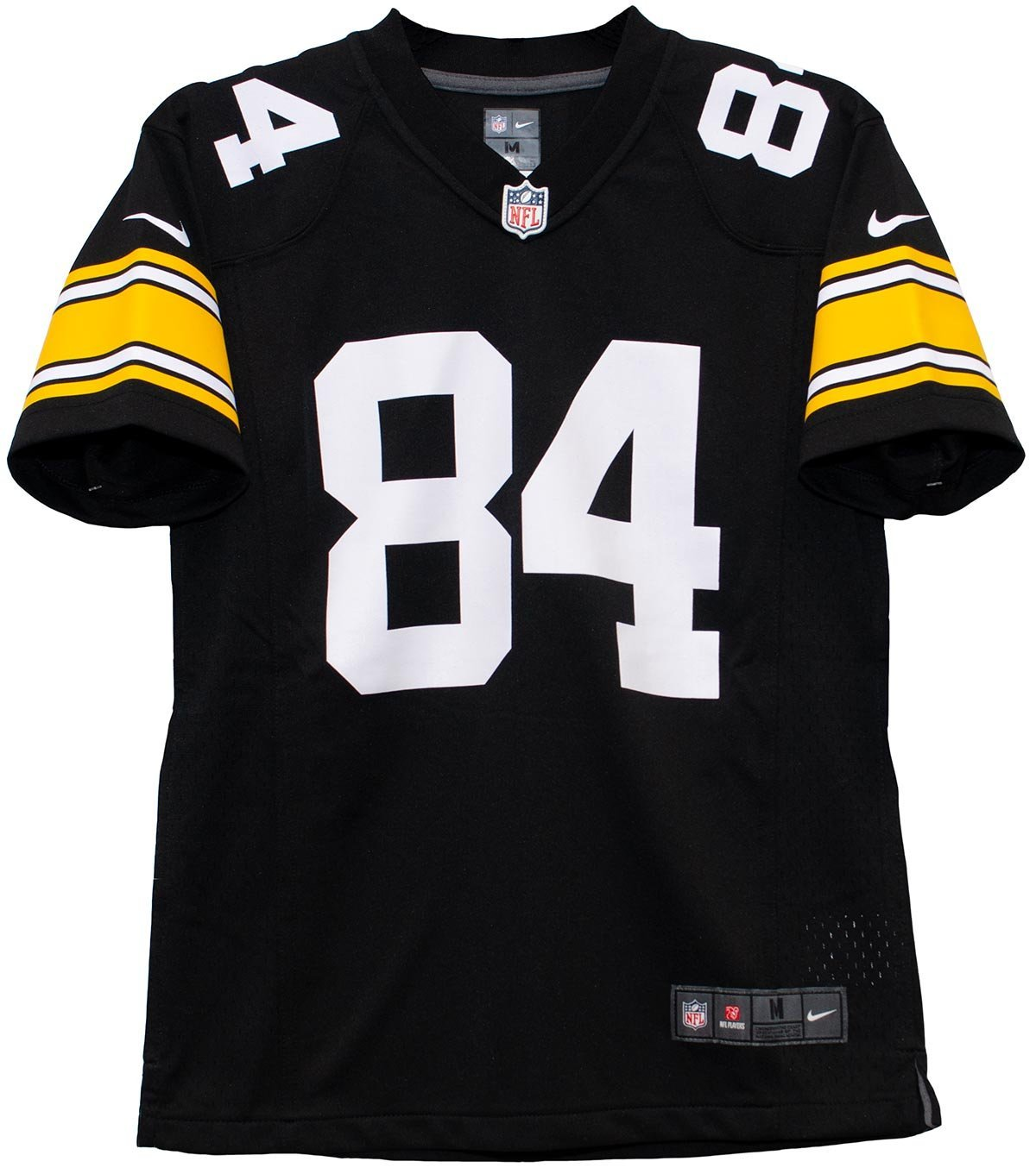 premium selection d82d6 9b9a9 Nike Antonio Brown Pittsburgh Steelers Alternate Youth Game Jersey