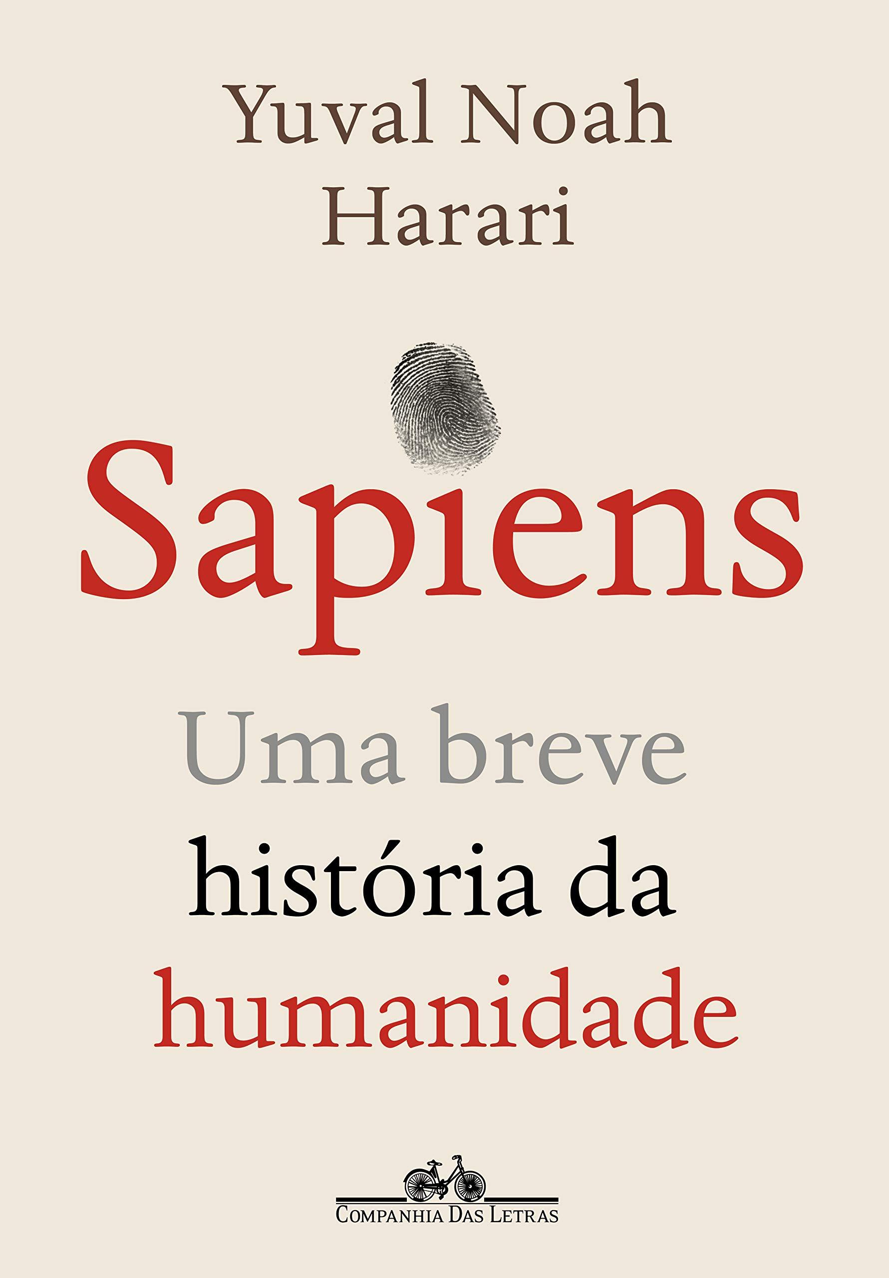 Sapiens (Nova edição): Uma breve história da humanidade   Amazon.com.br