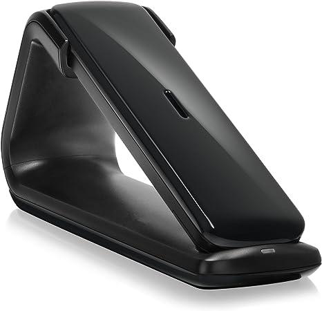 AEG Lloyd 15 - Teléfono inalámbrico Design DECT con contestador, Manos Libres y función de bloqueos de Llamadas, Color Negro: Amazon.es: Electrónica
