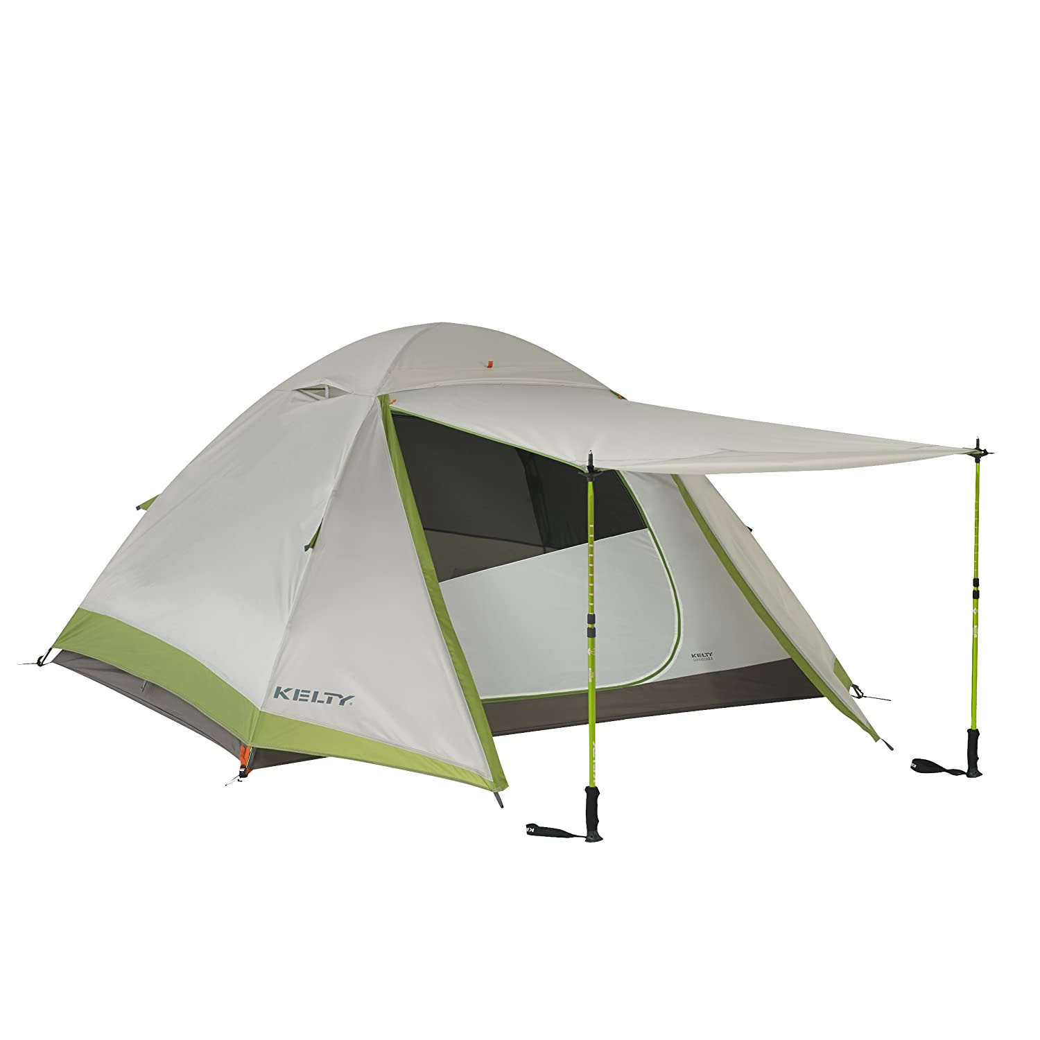 Amazon.com  Kelty Gunnison 3.3 Tent with Footprint  Sports u0026 Outdoors  sc 1 st  Amazon.com & Amazon.com : Kelty Gunnison 3.3 Tent with Footprint : Sports ...