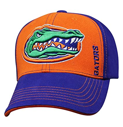 100% authentic 31ad0 70943 Image Unavailable. Image not available for. Color  Florida Gators Cap  Adjustable Hat