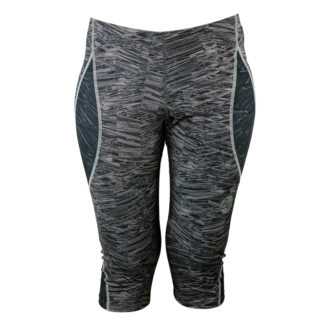Buff Herren Running Length Tights Spinell -– Farbe= Moonless