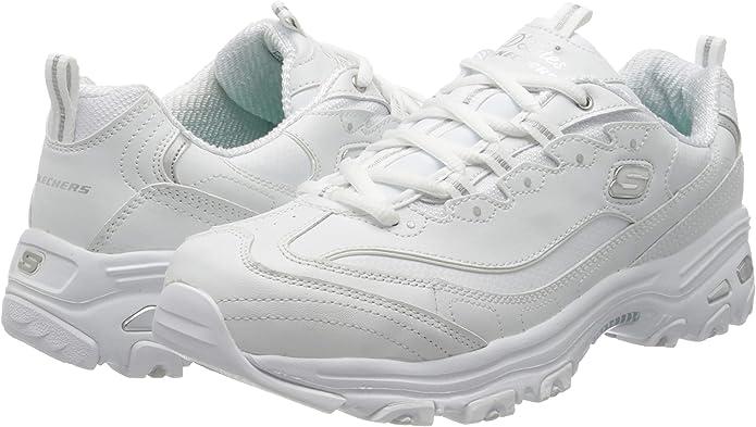 Skechers D'Lites Fresh Start, Sneaker Donna: Amazon.it
