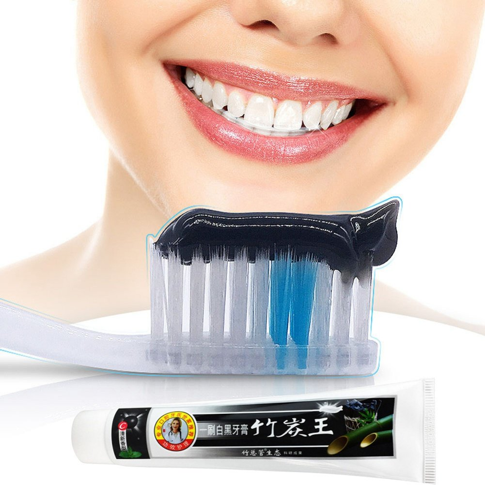 Silvercell Clean Teeth Dental Activated Charcoal Teeth Whitening