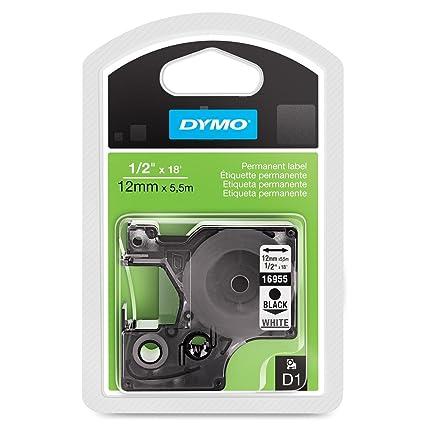 DYMO D1 Tape - Cintas para impresoras de etiquetas (D1 ...