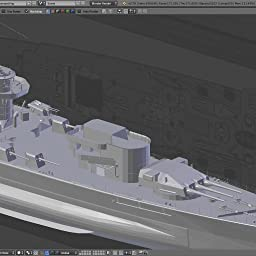 The Heavy Cruiser Lutzow Super Drawings In 3d Draminksi Stefan Amazon Com Books