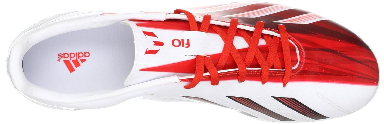 new product f4351 9de69 adidas F10 TRX AG Messi Football Crampons Rouge MatiãšRe SynthÃtique -  Textile - MatiãšRe SynthÃti Amazon.fr Chaussures et Sacs