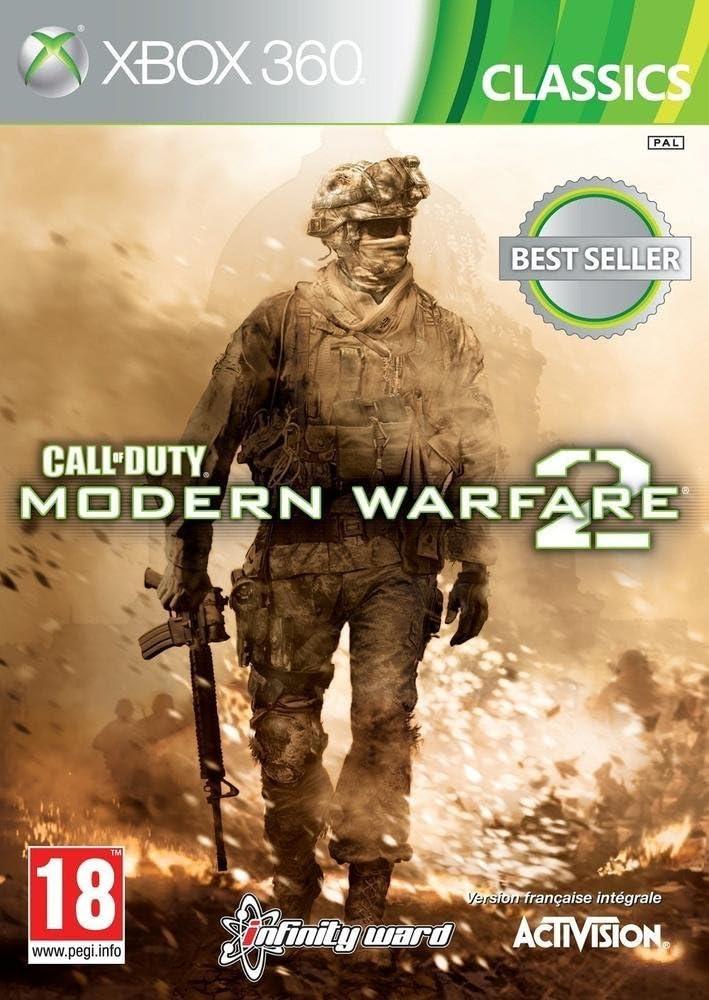 Call of Duty : Modern Warfare 2 - classics [Importación francesa]