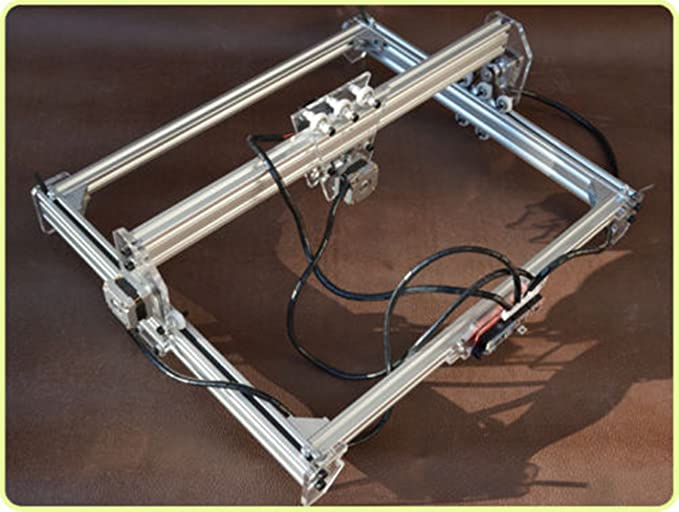DIY 300mW máquina de grabado láser, Cámara grabadora de dibujar ...