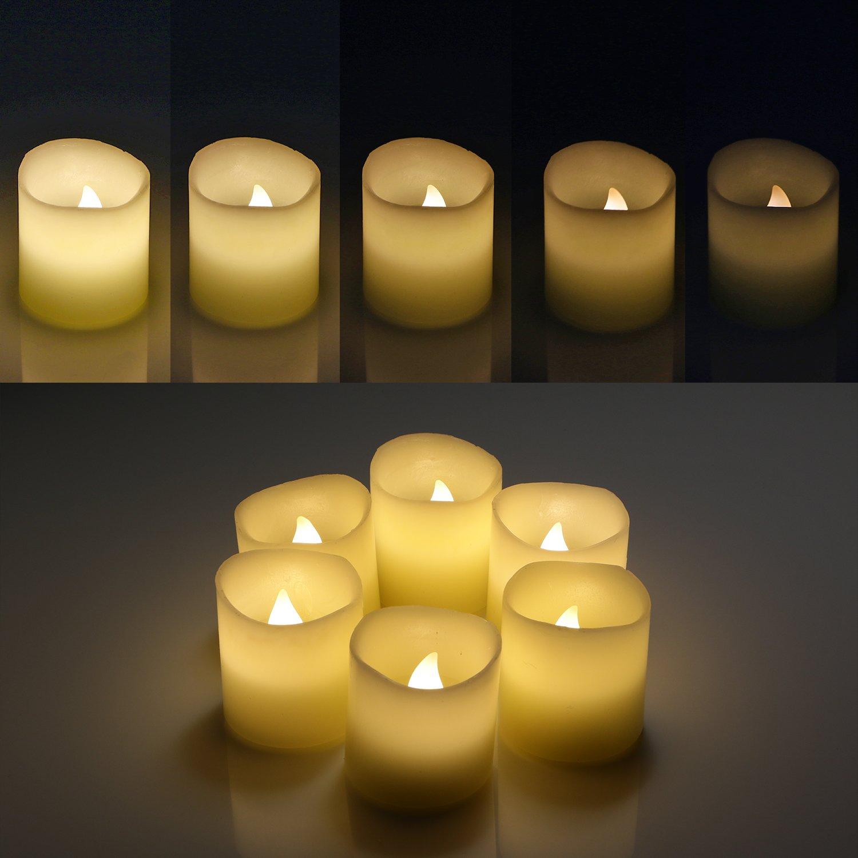 71-gsTdLaOL._SL1500_ Elegantes Elektrische Kerzen Mit Fernbedienung Dekorationen