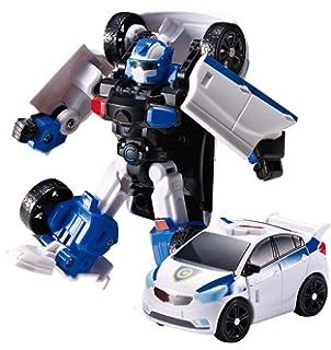 Amazoncom Tobot Youngtoys Mini X Transforming Robot Car To Robot