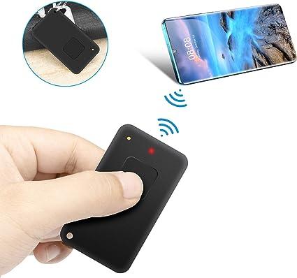 Wopin Smart Key Finder, Bluetooth Item Finder Phone Finder for Keys on