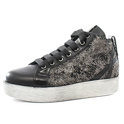 Andia Fora Zapatillas Basket Roxy Bianco Aviator Nero: Amazon.es: Zapatos y complementos