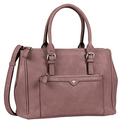 TOM TAILOR Handtasche - rose