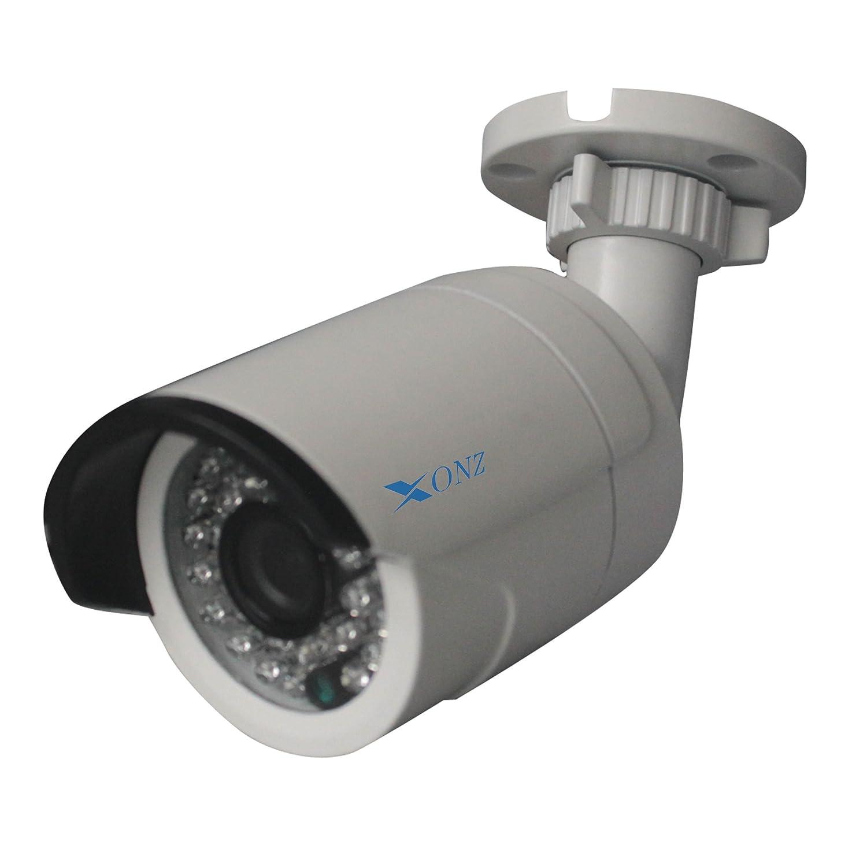 Xonz XZ-130I-HR 1 Megapixel IP Camera (White) [並行輸入品] B019SZFT0S