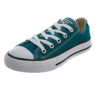 eb8a445cf360 Converse Chuck Taylor All Star Fresh Colors Tdlr Yth Rebel Teal 1.5Y