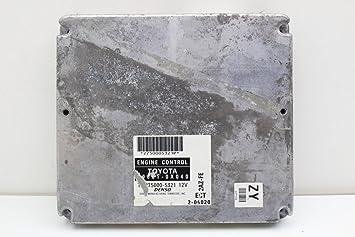 03 Toyota Camry Engine Computer Unit Ecu 89661-0X040 Ecm
