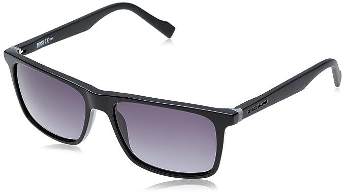 be95c89c5c BOSS Orange Sunglasses 0174 S Hd Black Mtblac Kun