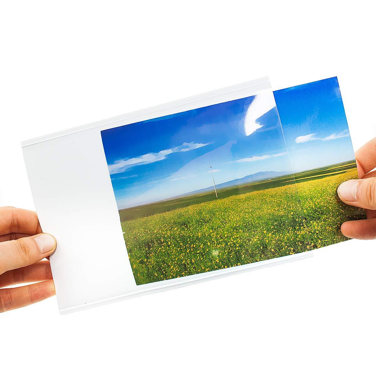 Cadre photo magnétique pour frigo